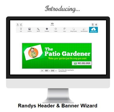 Header & Banner Wizard
