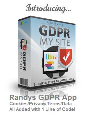 GDPR Complaince App